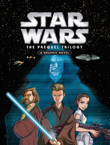 Star Wars - The Prequel Trilogy Graphic Novel #1