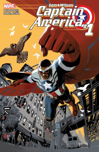 Captain America - Sam Wilson #1-21