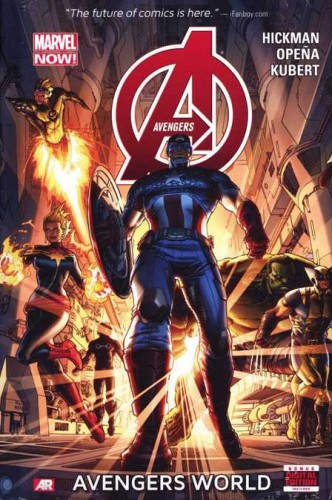 Avengers Vol.1-6 Complete