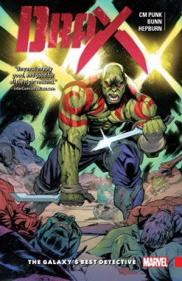 Drax Vol.1 - The Galaxy's Best Detective