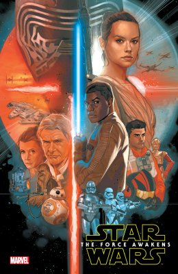 Star Wars - The Force Awakens Adaptation