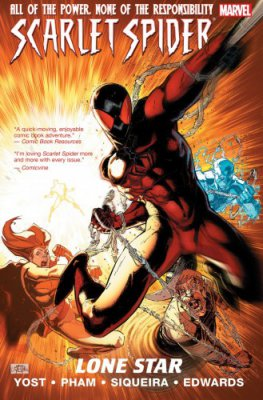 Scarlet Spider Vol.2 - Lone Star