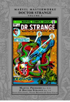 Marvel Masterworks - Doctor Strange Vol.5