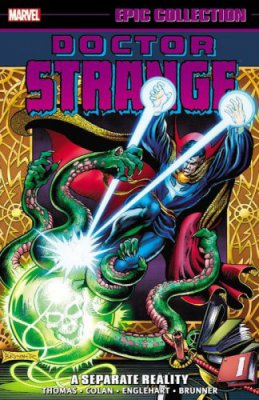 Doctor Strange Epic Collection - A Separate Reality #1 - TPB