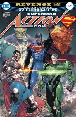 Action Comics #979