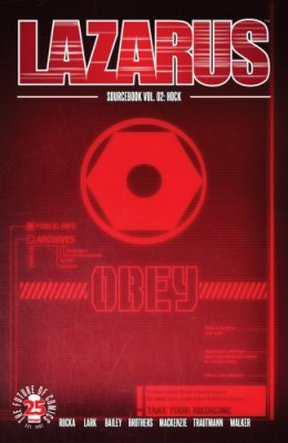 The Lazarus Sourcebook Vol.2 - Hock