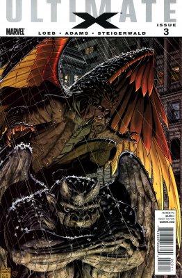 Ultimate Comics - X #03