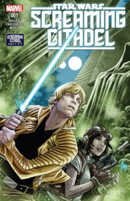 Star Wars - Screaming Citadel #1