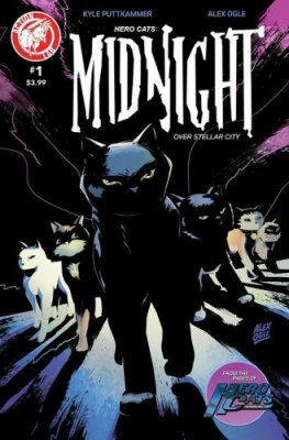 Hero Cats - Midnight Over Stellar City Vol.2 #1