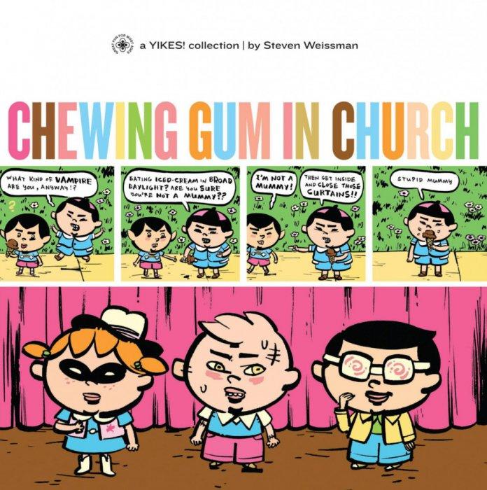 Chewing Gum in Church #1