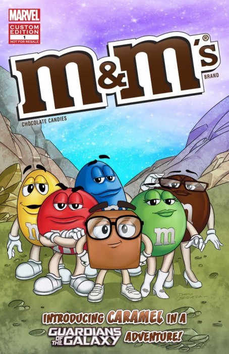Marvel Comics Presents - The M&Ms - If M Be My Destiny! #1