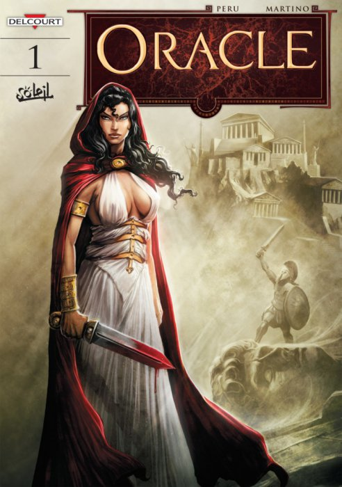 Oracle Vol.1 - Oracle of Delphi