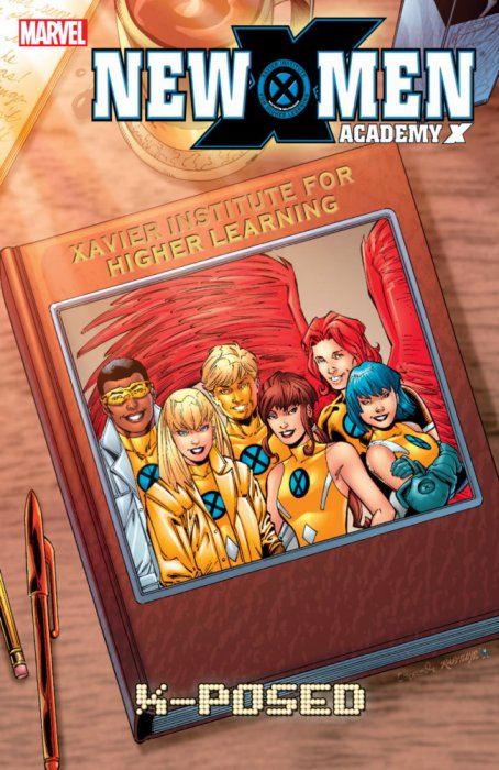 New X-Men - Academy X Vol.3 - X-Posed