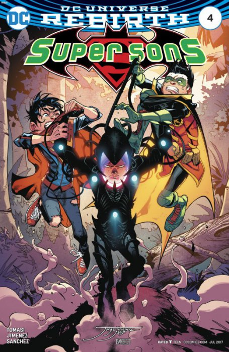 Super Sons #4