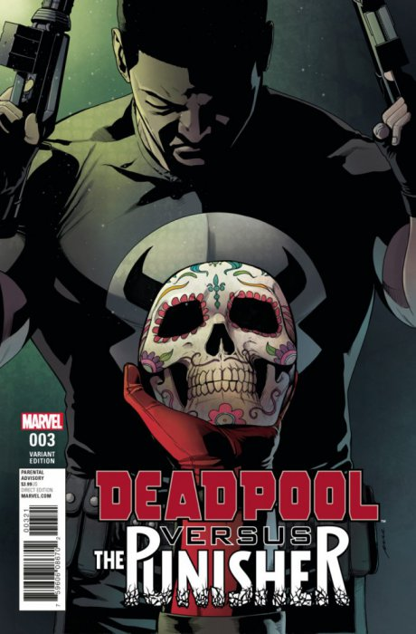Deadpool vs. The Punisher #3
