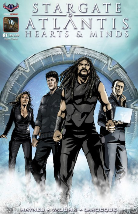 Stargate Atlantis - Hearts & Minds #1