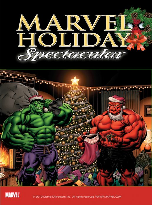 Marvel Holiday Spectacular