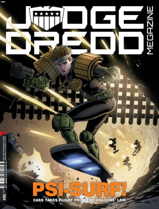 Judge Dredd The Megazine #384