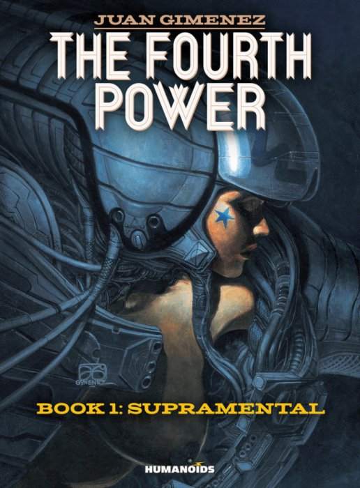 The Fourth Power #1-4 Complete
