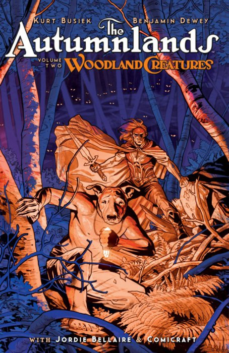 The Autumnlands Vol.2 - Woodland Creatures