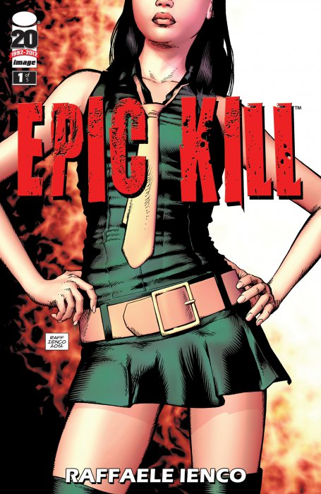 Epic Kill #1-10 Complete + TPB