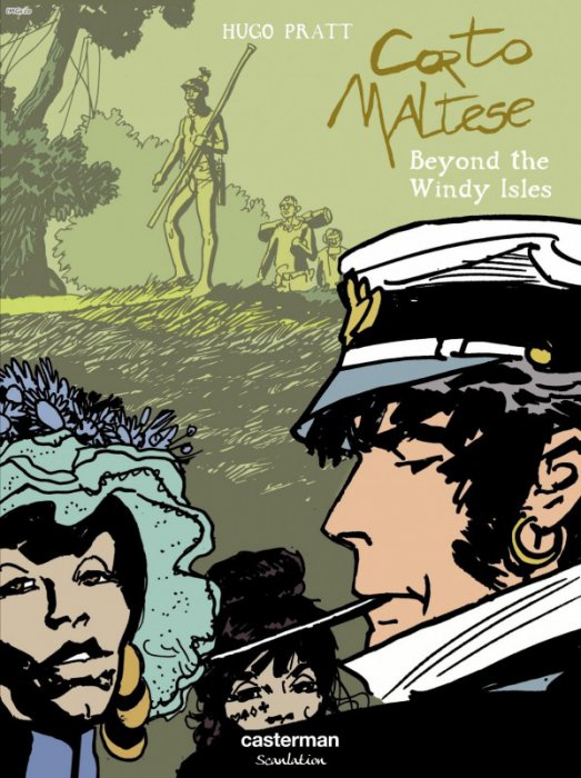 Corto Maltese #5 - Beyond the Windy Isles