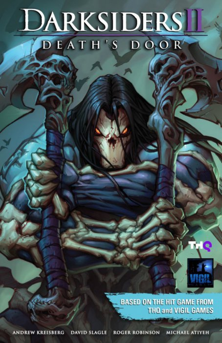 Darksiders II - Death's Door  #1 - HC