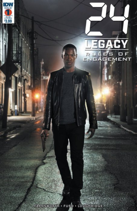 24 - Legacy - Rules of Engagement #1