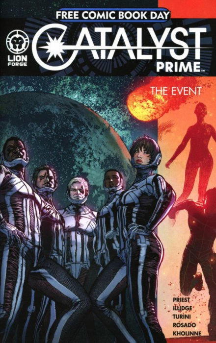Catalyst Prime - The Event #1