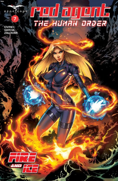 Grimm Fairy Tales Presents - Red Agent - The Human Order #7
