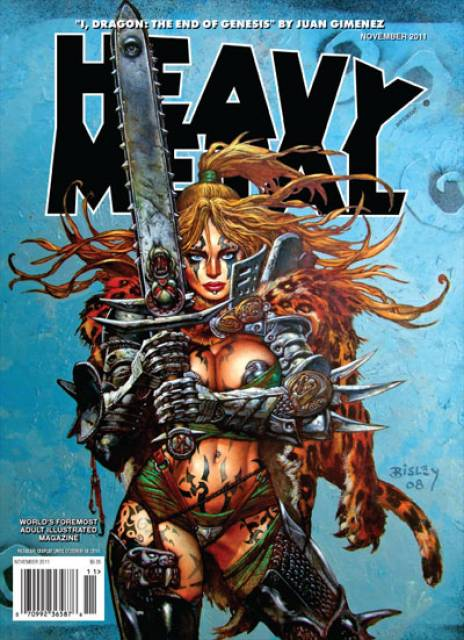 Heavy Metal Magazine #01-285