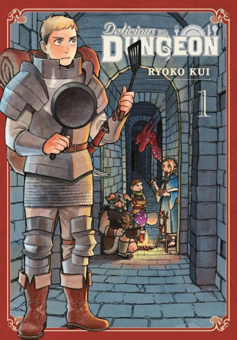 Delicious in Dungeon Vol.1