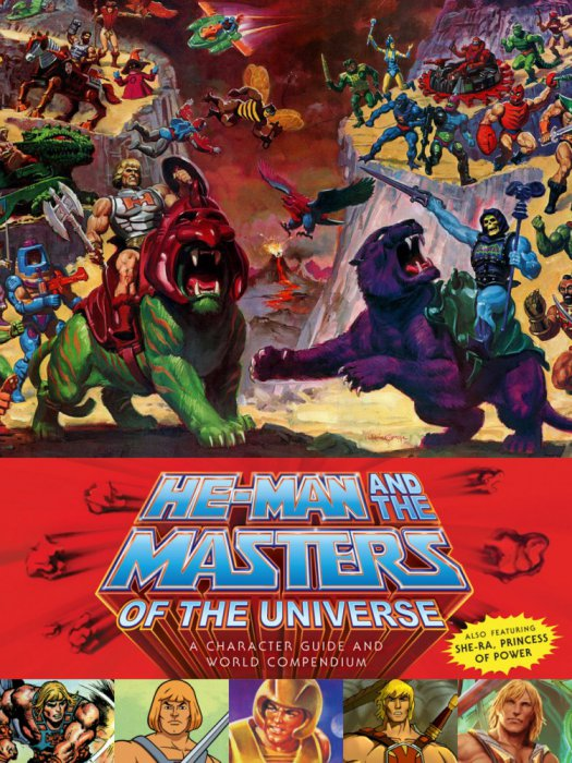 He-Man and the Masters of the Universe - A Character Guide and World Compendium Vol.2