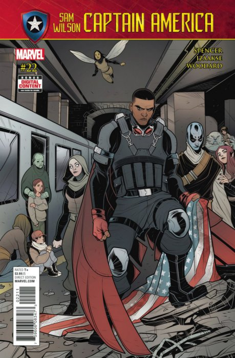 Captain America - Sam Wilson #22