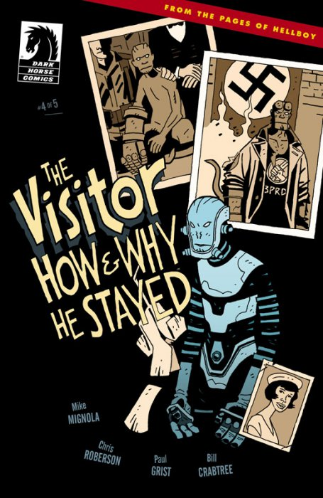 The Visitor - How and Why He Stayed #4