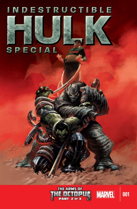 Indestructible Hulk Special