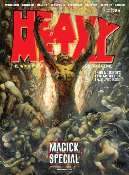 Heavy Metal #286
