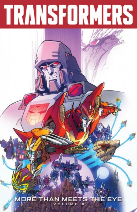 The Transformers - More Than Meets the Eye Vol.10