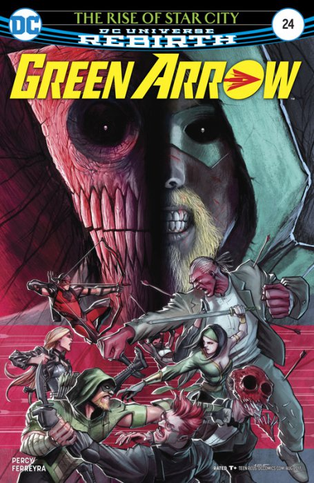 Green Arrow #24