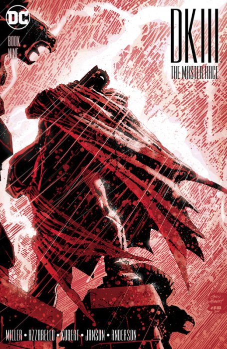 Dark Knight III - The Master Race #9