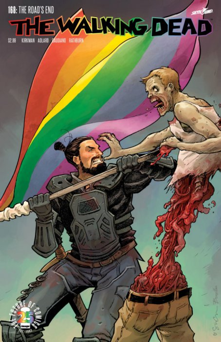 The Walking Dead #168