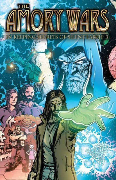 The Amory Wars - In Keeping Secrets of Silent Earth 3 Vol.1