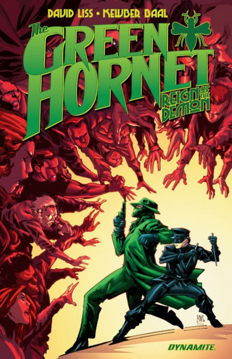 The Green Hornet - Reign of the Demon #1 - TPB