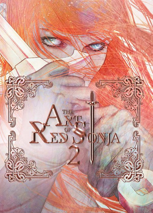 The Art of Red Sonja Vol.2