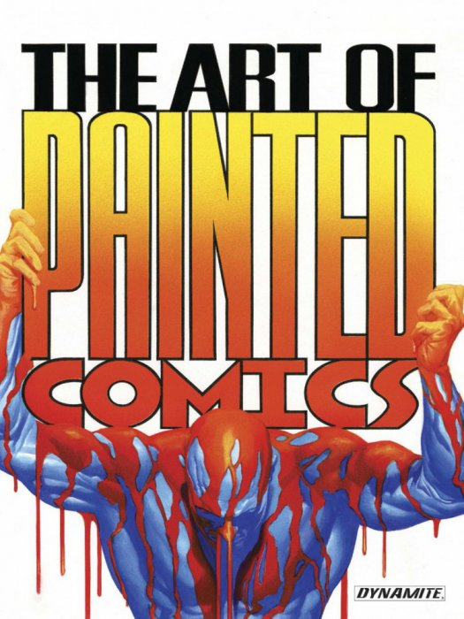 The Art Of Painted Comics #1 - HC