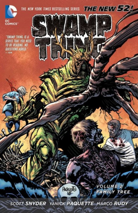 Swamp Thing Vol.2 - Family Tree