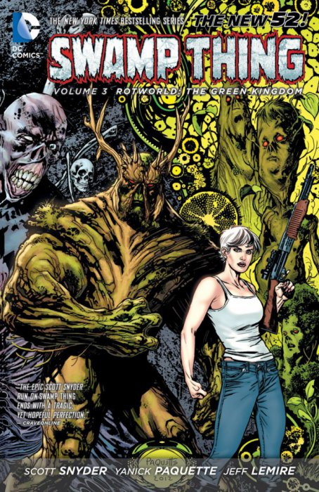 Swamp Thing Vol.3 - Rotworld - The Green Kingdom