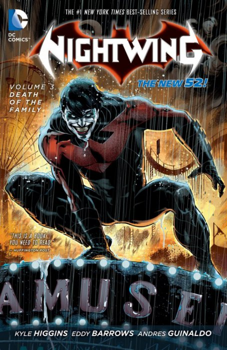 Nightwing Vol.3 - Death of the Family