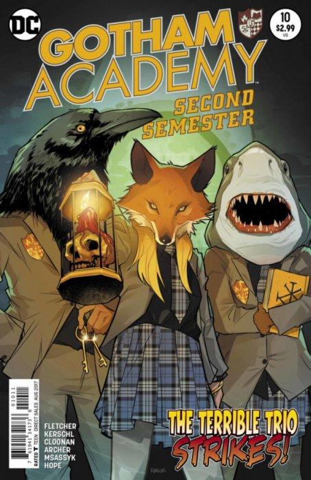 Gotham Academy - Second Semester #10