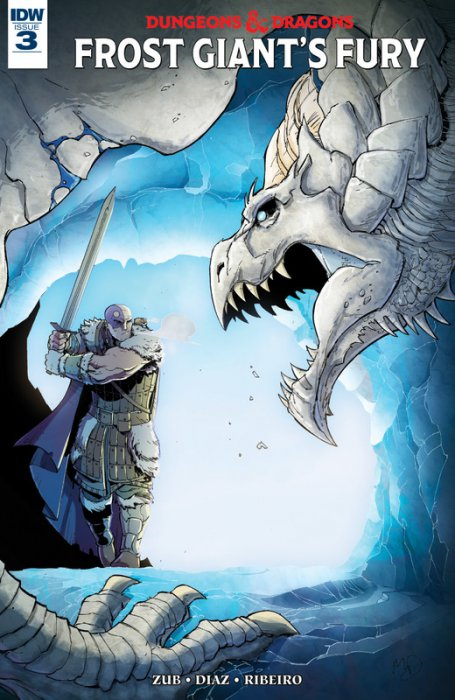 Dungeons & Dragons - Frost Giant's Fury #3